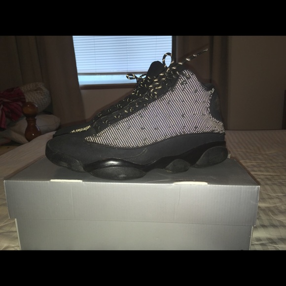 premium selection 2499b d6ed6 Jordan's 13s Black Cat